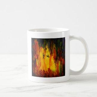Mysteriöse Höhle Kaffeetasse