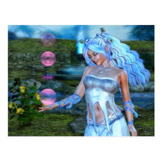 Mysticals See Postkarte