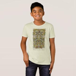 """MYSTICMATRIX """"Wunder-"""" natürliches Jungen-T-Stück T-Shirt"""