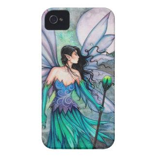 Mystische Fantasie-feenhafte Kunst-Feen iPhone 4 Case-Mate Hülle