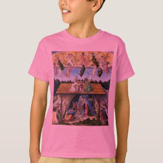 Mystische Geburt Christi durch Sandro Botticelli T-Shirt