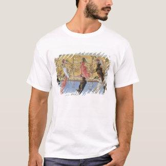 Mystische Geburt Christi T-Shirt