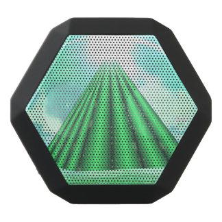 Mystische Pyramide - 3D übertragen Schwarze Bluetooth Lautsprecher