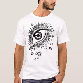 Mystisches Auge sieht alles ICU T-Shirt