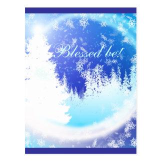 Mystisches Holz Postkarten