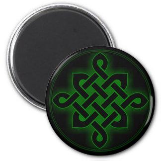 mystisches Wikinger-Symbol geistiges p des Runder Magnet 5,7 Cm