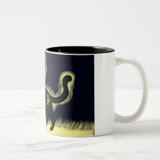 Mythisches Mugg Zweifarbige Tasse