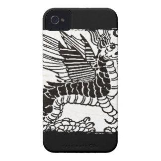 Mythologischer Drache Case-Mate iPhone 4 Hülle