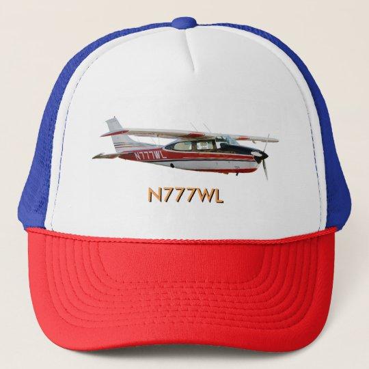 N777WL Hut Truckerkappe