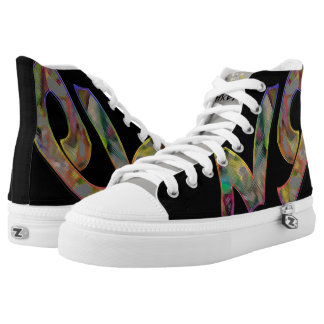 N9, Londons Nennen Hoch-geschnittene Sneaker