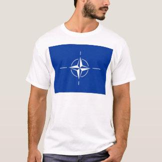 N.A.T.O. Flagge T-Shirt