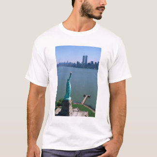 N.A., USA, New York, New York City. Die Statue T-Shirt