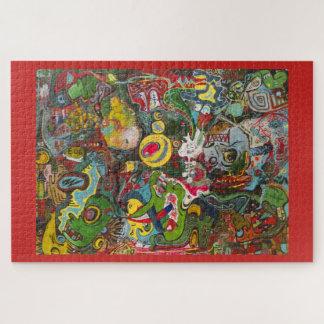 N.G. Collagen-Puzzlespiel Puzzle