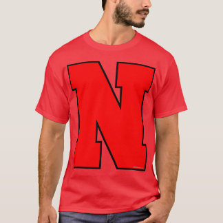 """N "" T-Shirt"