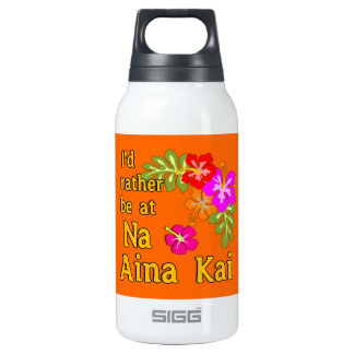 Na Aina Kai würde ich eher an Na Aina Kai Hawaii Isolierte Flasche