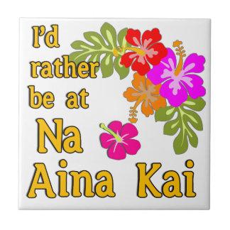 Na Aina Kai würde ich eher an Na Aina Kai Hawaii s