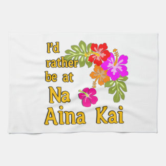 Na Aina Kai würde ich eher an Na Aina Kai Hawaii s Handtuch