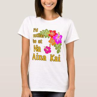 Na Aina Kai würde ich eher an Na Aina Kai Hawaii T-Shirt