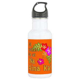 Na Aina Kai würde ich eher an Na Aina Kai Hawaii Trinkflaschen