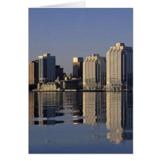 Na, Kanada, Neuschottland, Halifax. Halifax Karte