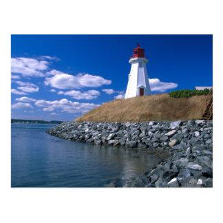 Na, Kanada, New-Brunswick, Campobello Insel. 5 Postkarte