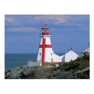 Na, Kanada, New-Brunswick, Campobello Insel Postkarte