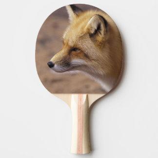 Na, Kanada. Roter Fox Tischtennis Schläger
