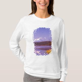 Na, USA, Alaska, Denali NP, Wonder See, Mt. T-Shirt