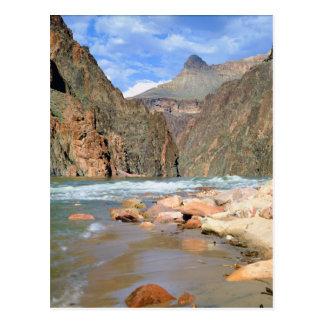 Na, USA, Arizona. Grand- CanyonNationalpark. 2 Postkarte