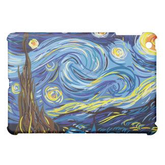 Nach Starry NachtPost-Impressionismus Van Gogh iPad Mini Hülle