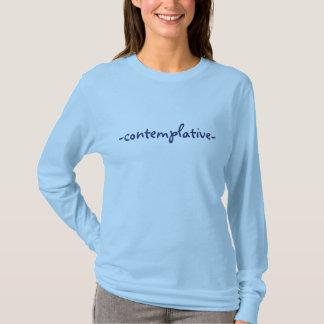 - nachdenklich T-Shirt