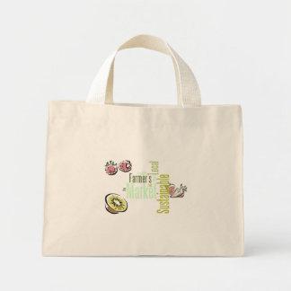Nachhaltige Verfasser-Markt-Tasche