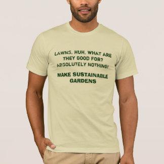 Nachhaltiger Garten-T - Shirt