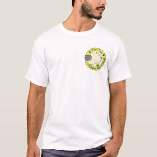 Nachhaltiger T - Shirt das FTD der Frau