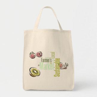 Nachhaltiger Verfasser-Markt-Bio Tasche