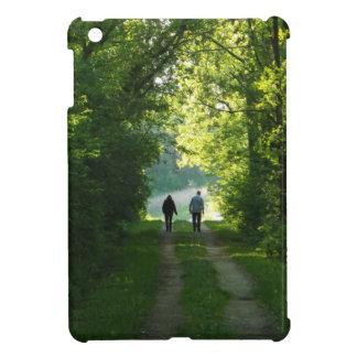 Nachmittags-Weg Hülle Für iPad Mini