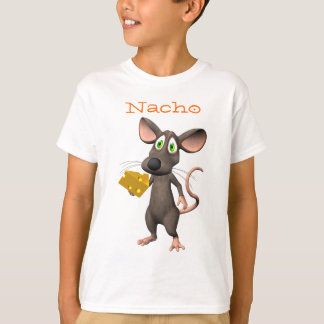 Nacho-Käse-Toon-MäuseT - Shirt