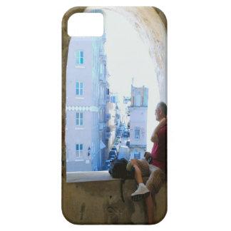 Nachsinnen über des Lebens iPhone 5 Etui