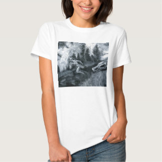 Nacht der lebenden Toten: Barbra Tshirt