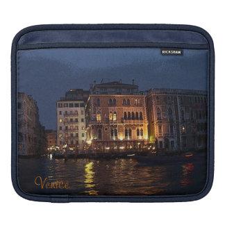 Nacht in Venedig iPad Sleeve