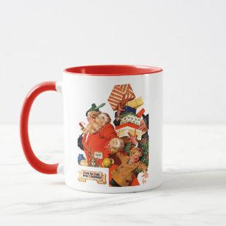 Nacht vor Weihnachten Tasse