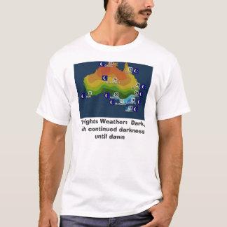Nacht-Wetter T-Shirt
