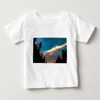 Nachtbewegungen Baby T-shirt