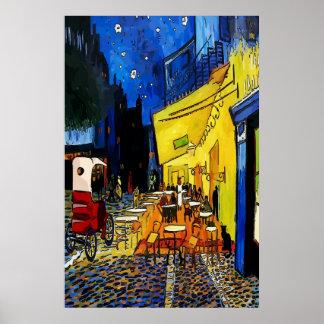 Nachtcafé 1915 poster