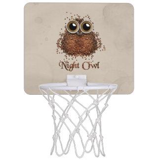 Nachteule Mini Basketball Ring