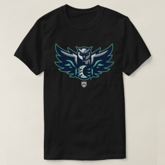 Nachteulen-Entwurfs-Liga-T-Stück Männer T-Shirt
