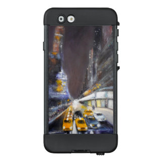 Nachtleben in NYC Apple iPhone Fall LifeProof NÜÜD iPhone 6 Hülle