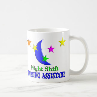 Nachtschicht-Krankenpflege-Assistent Kaffeetasse