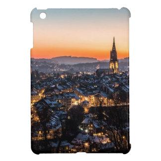 NachtSkyline Berns die Schweiz iPad Mini Hüllen