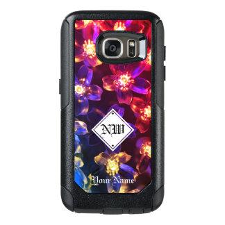 """""""Nachtwanderer-"""" Schnur-Lichter OtterBox Samsung Galaxy S7 Hülle"""